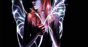 ساخت پرهای پروانه نوری ال ای دی