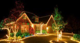 نورپردازی خانه در تولد