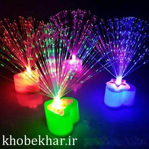 فیبر نوری نورپردازی