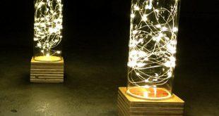آموزش ساخت آباژور نوری جذاب+عکس