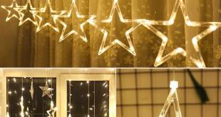 نکات کلیدی در نصب ریسه پرده ستاره
