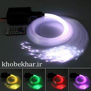 فیبر نوری با دستگاه هفترنگ